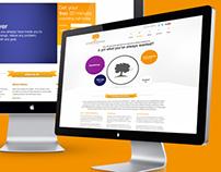 Web design & Dev for Live by Volition