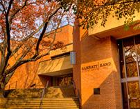 Sarratt | Rand Student Center renovation/re-branding