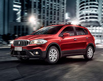 Retoque S-Cross