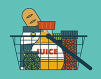 Grocery Illustration