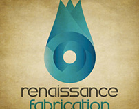 Renaissance Fabrication Logo (2013)