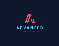 Advanced - Logo Design template
