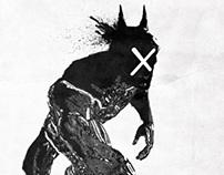 Bullet X Batman