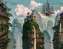 Neoexodus Landscape Design