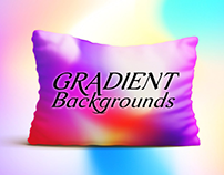 30+ Colorful Vibrant Gradient Backgrounds