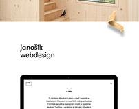 janošík webdesign