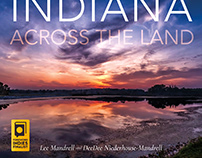 Indiana Across The Land-Finalist Photo Book of the Year