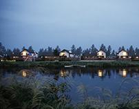 """Cottage village """"Etalon"""""""
