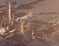 sci-fi cityscapes_01