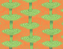 Nickelodeon Slime Patterns