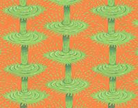 Nickelodeon Slime Patterns