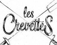 LES CREVETTES ⚔