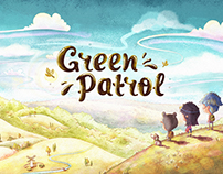 Green Patrol • App for kids