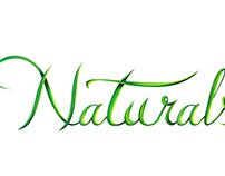 Naturals Typography