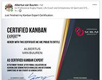 Scrum Institute's Economical Kanban Certifications
