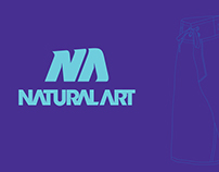 Proposta de redesign Natural Art