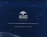 Ulisse Studio - Portfolio 2019