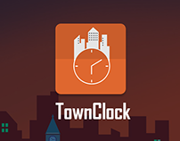 Town Clock | Event App for android & iOS