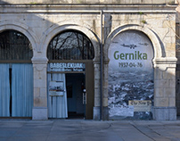 for the Spain they believed to be better: in Gernika