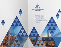 Brochure for Elektrotehnicheskaya Kompaniya