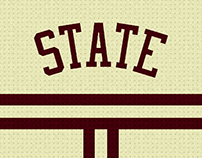 MSU Basketball Jersey Wallpaper