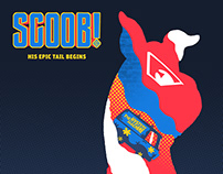 Scoob! - Alternate Movie Poster