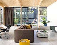 House Renovation by Rob Mols and Studio K
