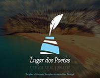 Lugar dos Poetas: Guesthouse Logo & Identity