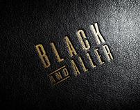BLACK and ALLER