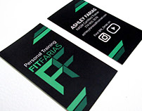 FitFarias Logo