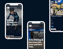 Fullerton Bicycles Website
