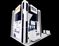 DELTA BOOTH