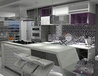 08/2015 Apartment Interior Design/Diseño Interior Apto