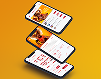 Theatre Booking iPhone X App Design