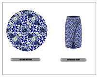 Textile Pattern and Details Compliation