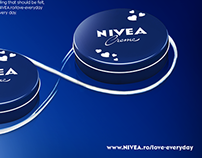 Nivea - Valentine's Promotion