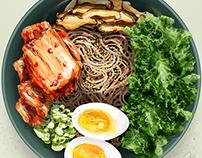 Asian Noodle Collection pt.1