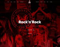 Rock'n'Rock Web