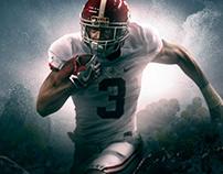 NFL Network: Crimson Stride. Back 2 Campus Version 2