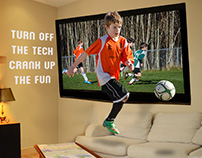 Turn off the tech-Crank up the fun!