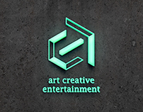 Art Creative Entertainment | Visual identity