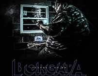 POUNDS x OH NO - Borgata - EP Vinyl