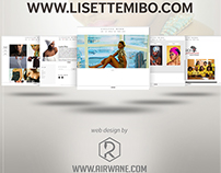 Lisette Mibo Website