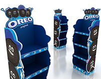 OREO Display Gondola / Display Stand