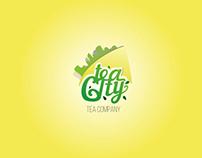 Tea city logo