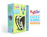 KidGo Packaging Redesign