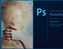 Adobe Photoshop CC Splash Screen Image
