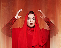 Vogue: Marina Abramovic
