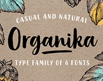 Organika Type Family