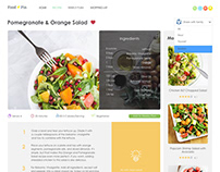 FoodPin Website & Mobile Application